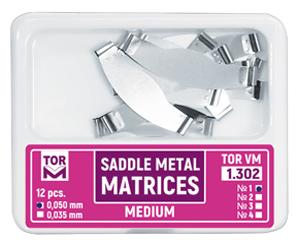 Saddle Metal Matrices  TOR VM